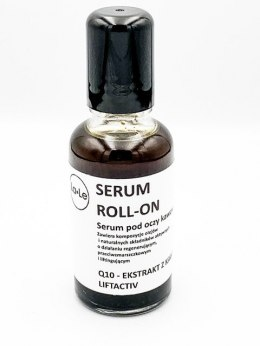 La-Le Serum kawowe po oczy roll-on Q10 30ml